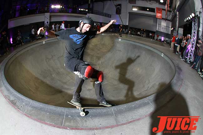 Chad Shetler at Steve Caballero 50th Birthday Party