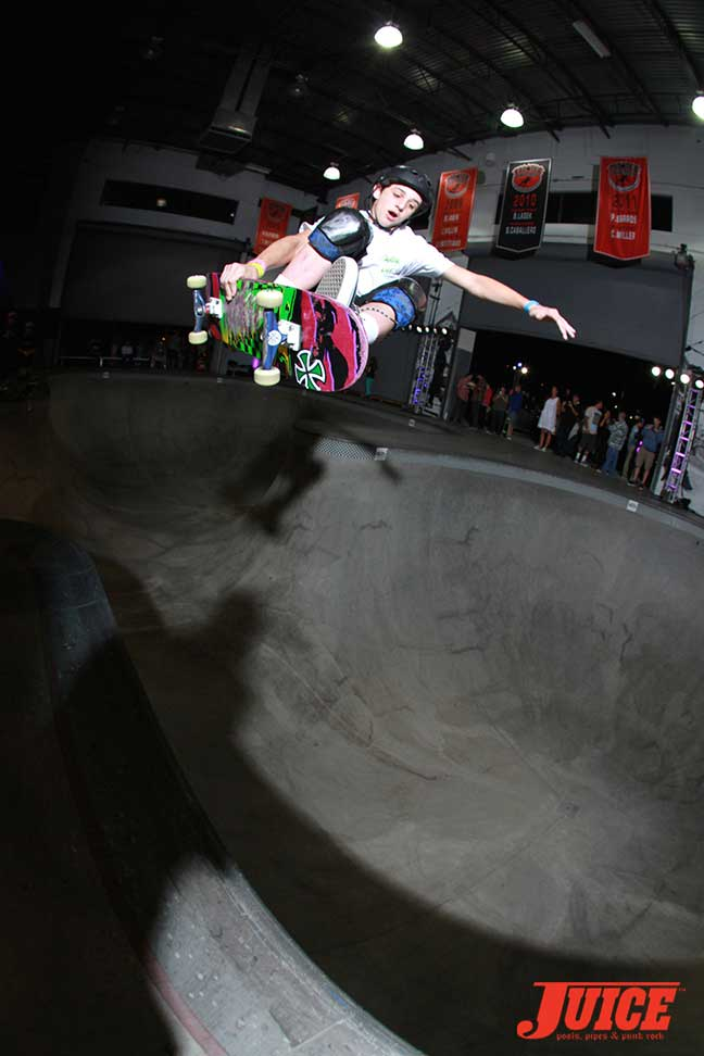 Corey Juneau at Steve Caballero 50th Birthday Party
