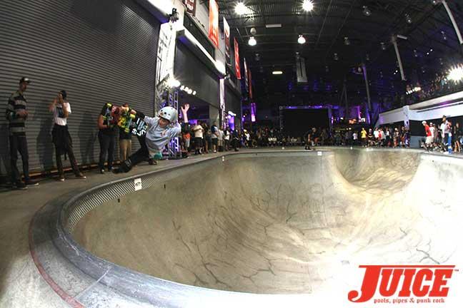 Skate Session at Steve Caballero 50th Birthday Party