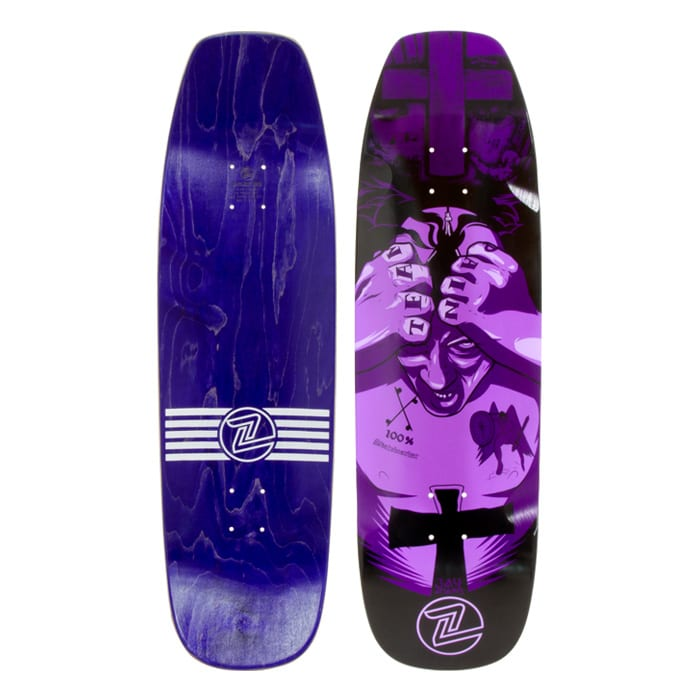 Jay Adams Master Crafted Z-Flex Skateboard Graphics