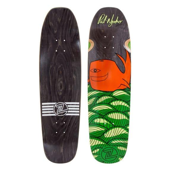 Pat Ngoho ZFlex Master Crafted Skateboard