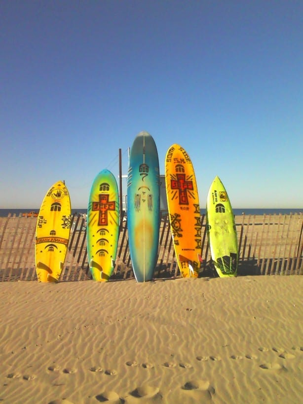 Zephyr Surfboards