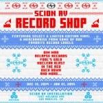 scion av record shop