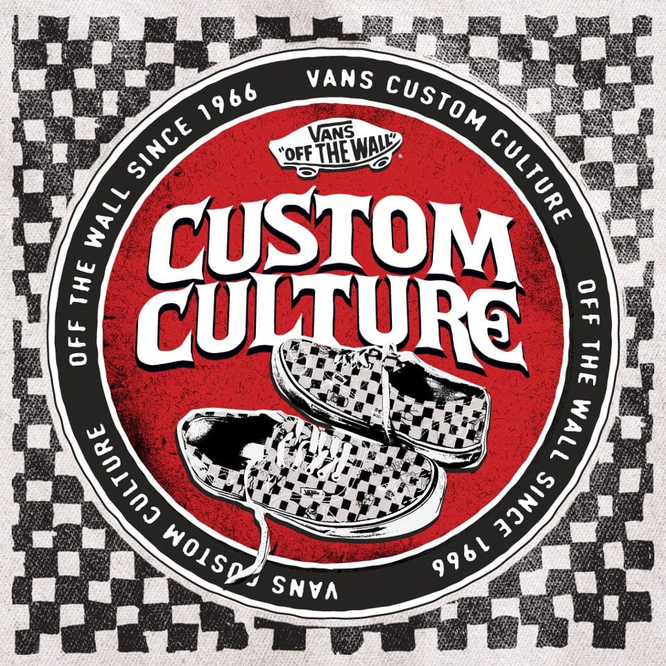 Vans Custom Culture Shoes For Sale
