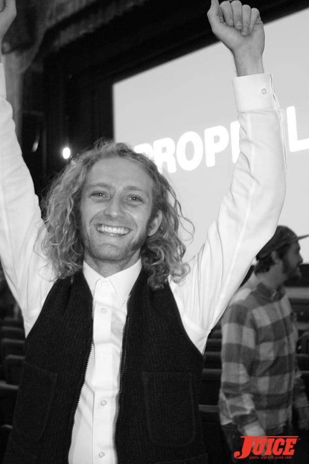 Daniel Lutheran!!! Photo by Dan Levy
