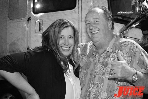 Kristy Van Doren and Steve Van Doren. Photo by Dan Levy