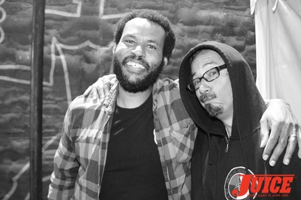 Ray Barbee and Tommy Guerrero. Photo by Dan Levy