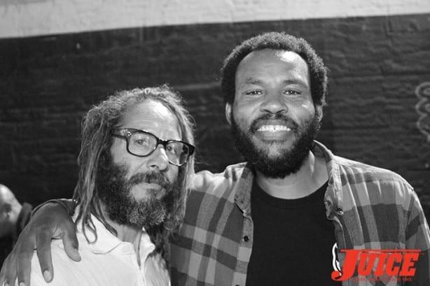 Tony Alva and Ray Barbee. Photo by Dan Levy