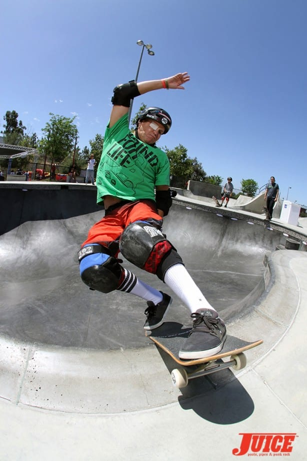 Mike Rogers - Skate For A Cause 2015. Photo by Dan Levy