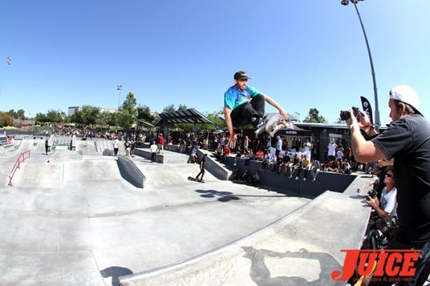 Skate For A Cause 2015. Photo by Dan Levy
