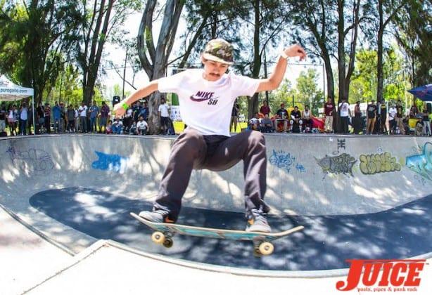 Carlos Padilla - Ollie 50-50