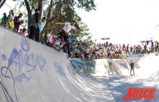 Pipila Bowl Skate Jam