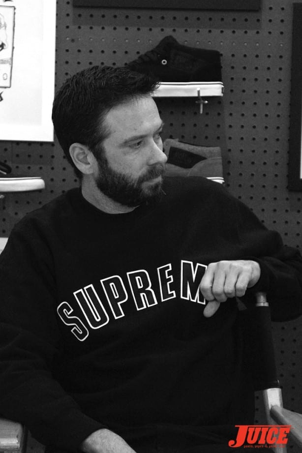 Berto from Supreme