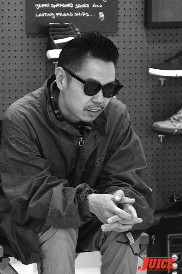 Tet from Wtaps