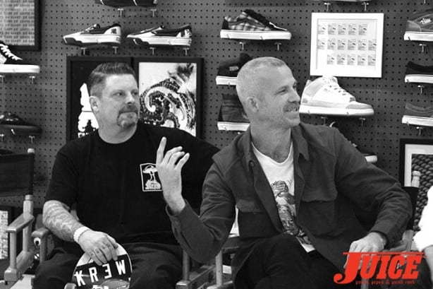 Eric Dressen and Jason Dill