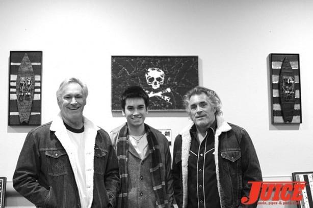 Bucky Olson, Hunter Olson, Brother and Uncle Steve Olson