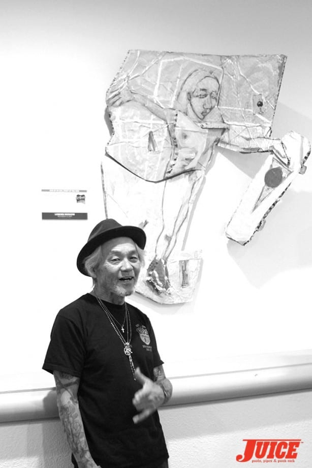 Pops Hosoi and his Art
