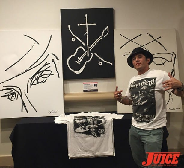 Christian Hosoi and his art