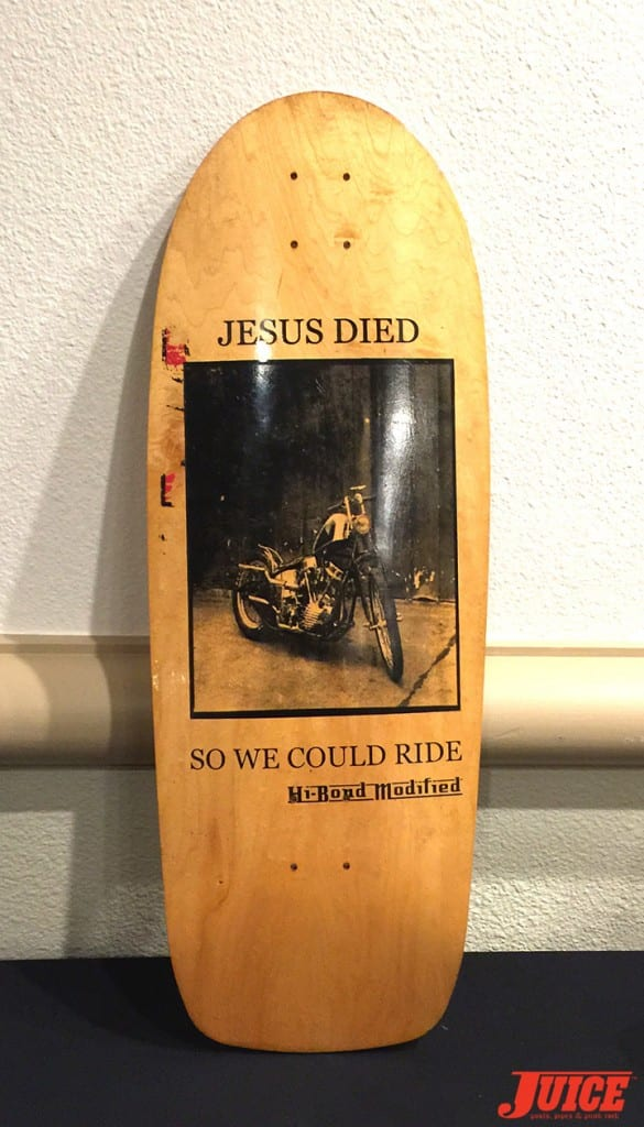 """Jesus Died So We Could Ride"" by Jason Jessee"