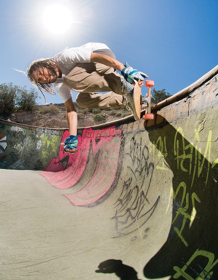 Tony Alva. Photo by MRZ