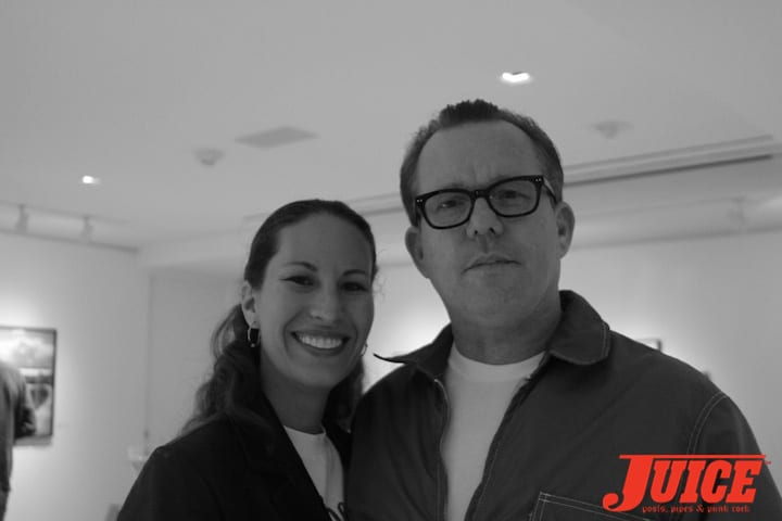 Michelle and Chuck Katz