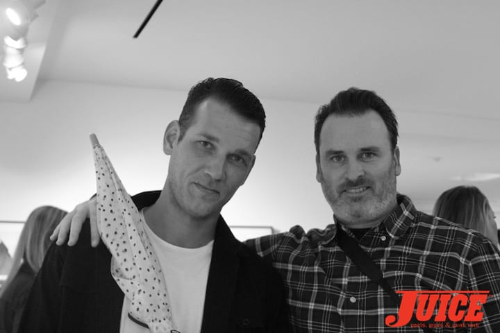Arto Saari and Ed Templeton