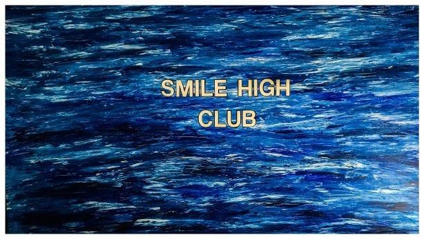 Steve Olson Smile High Club Art