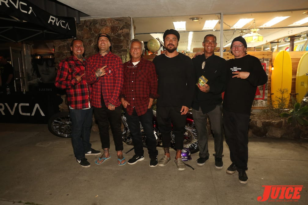 f4f0f143a3 Astrodeck X RVCA Launch Party | Juice Magazine