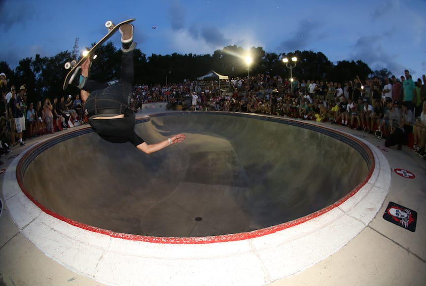 Kona Skatepark: 40 Years of Gnar Celebration in Jacksonville
