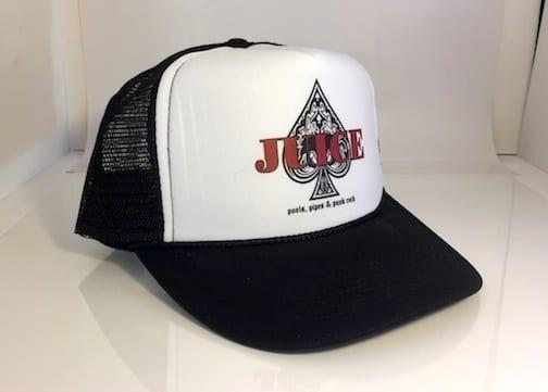 Aces Hat White