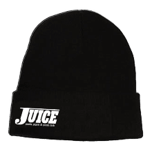 Juice Beanie White Lightning