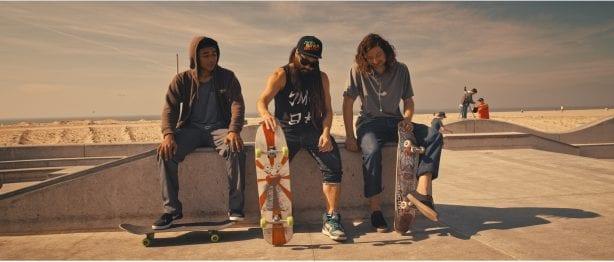 Matt Lemond, Bennett Harada, Jesus Flores