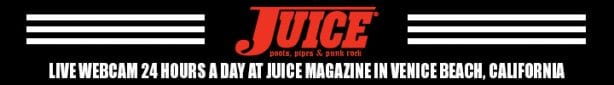 Juice Magazine Live WebCam Venice Beach California