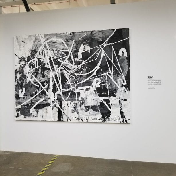 Beyond The Streets art. Photo by Heidi Lemmon