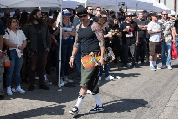 SharkDog in the pit. Photo by Chris Hooten