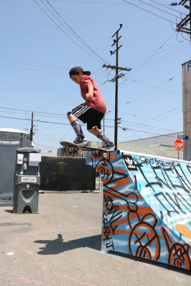 Endless Hosoi. Photo by Kelly Jackson