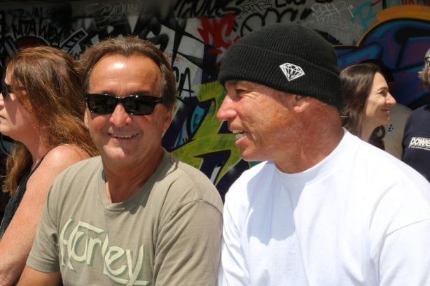 Billy Yeron and Aaron Murray.Photo by Kelly Jackson