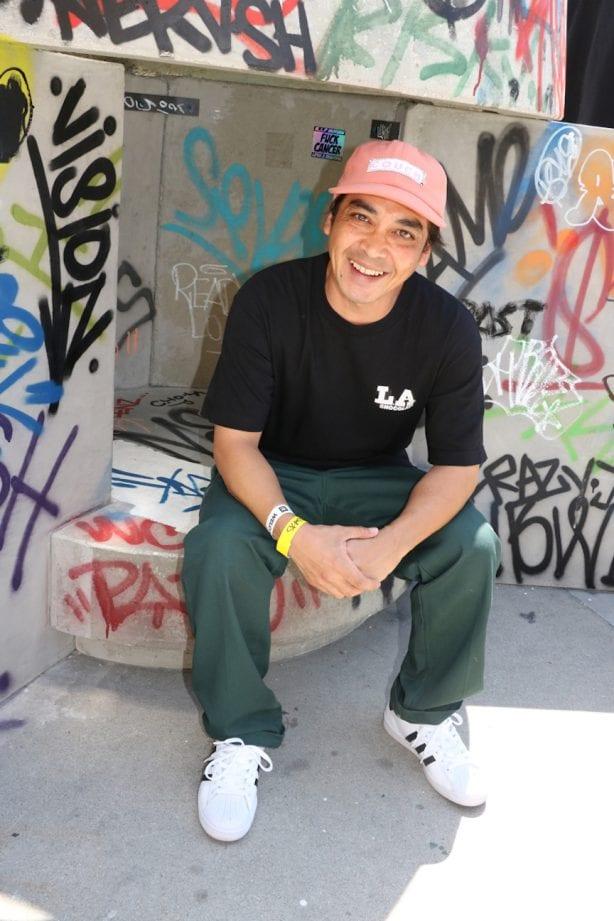 Daniel Castillo. Photo by Kelly Jackson