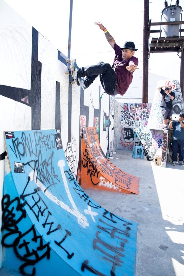 Christian Hosoi. Photo by Beau Roulette