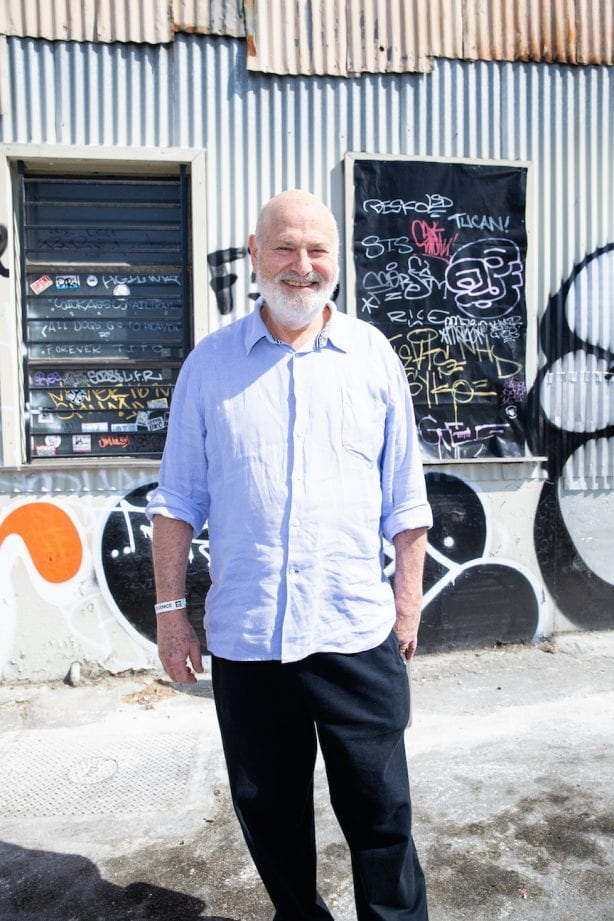 Rob Reiner. Photo by Beau Roulette