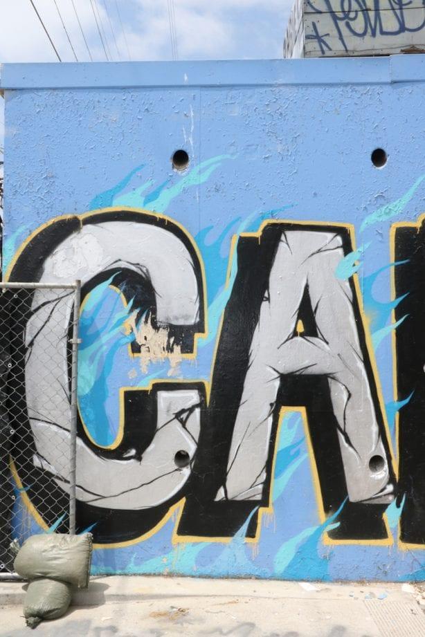 California Street Art. Photo by Kelly Jackson