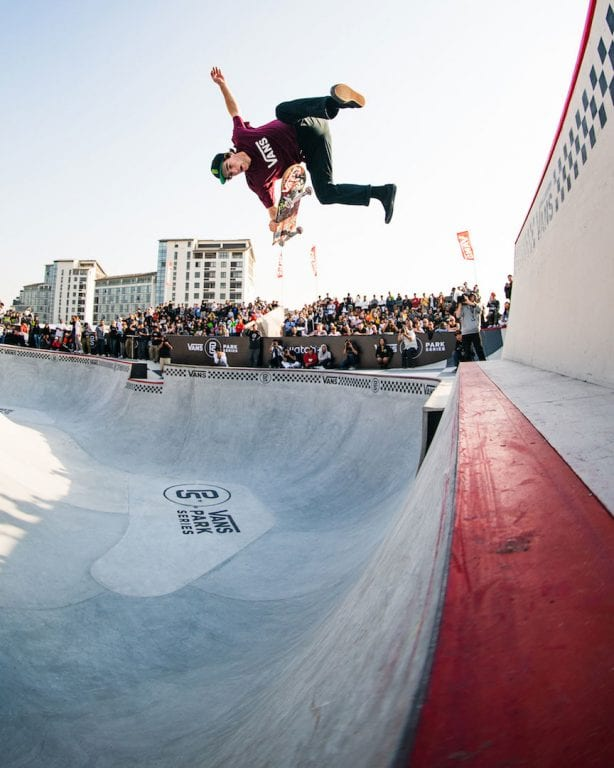 a23719b5b27621 2018 VPS CHINA FINALS – Tom Schaar – Kickflip Indy. Photo by Anthony Acosta