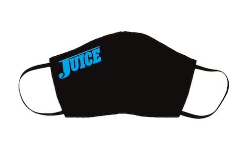 JuiceBlueFaceMask