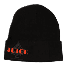 Juice Pools Pipes and Punk Rock Hat Blue