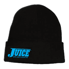Juice Pools Pipes and Punk Rock Beanie Blue