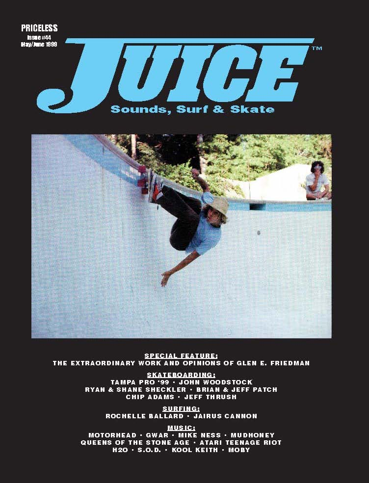 Juice Magazine 44 Jay Adams cover