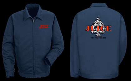JUICE ACES JACKET