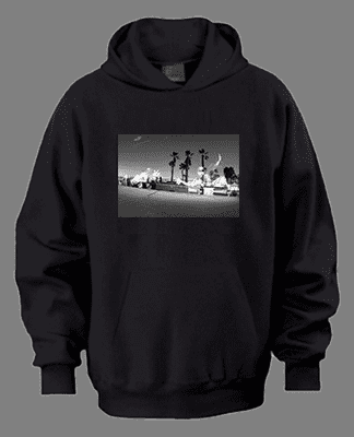 Juice Photo Dan Levy - Bennett Harada Grind - Hoodie