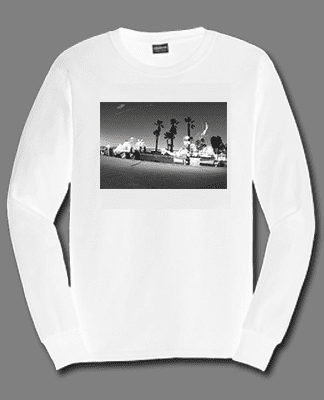 Juice Photo Dan Levy - Bennett Harada Grind - Long Sleeve - White