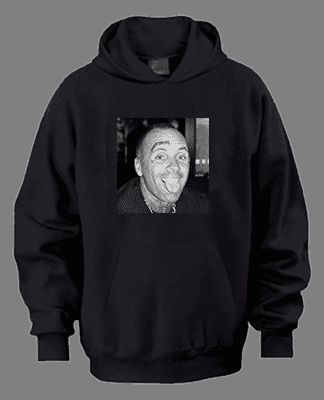 Juice Photo Dan Levy - Jay Adams Portrait - Hoodie